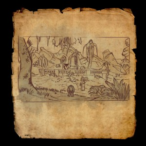 Shadowfen Treasure Map IV