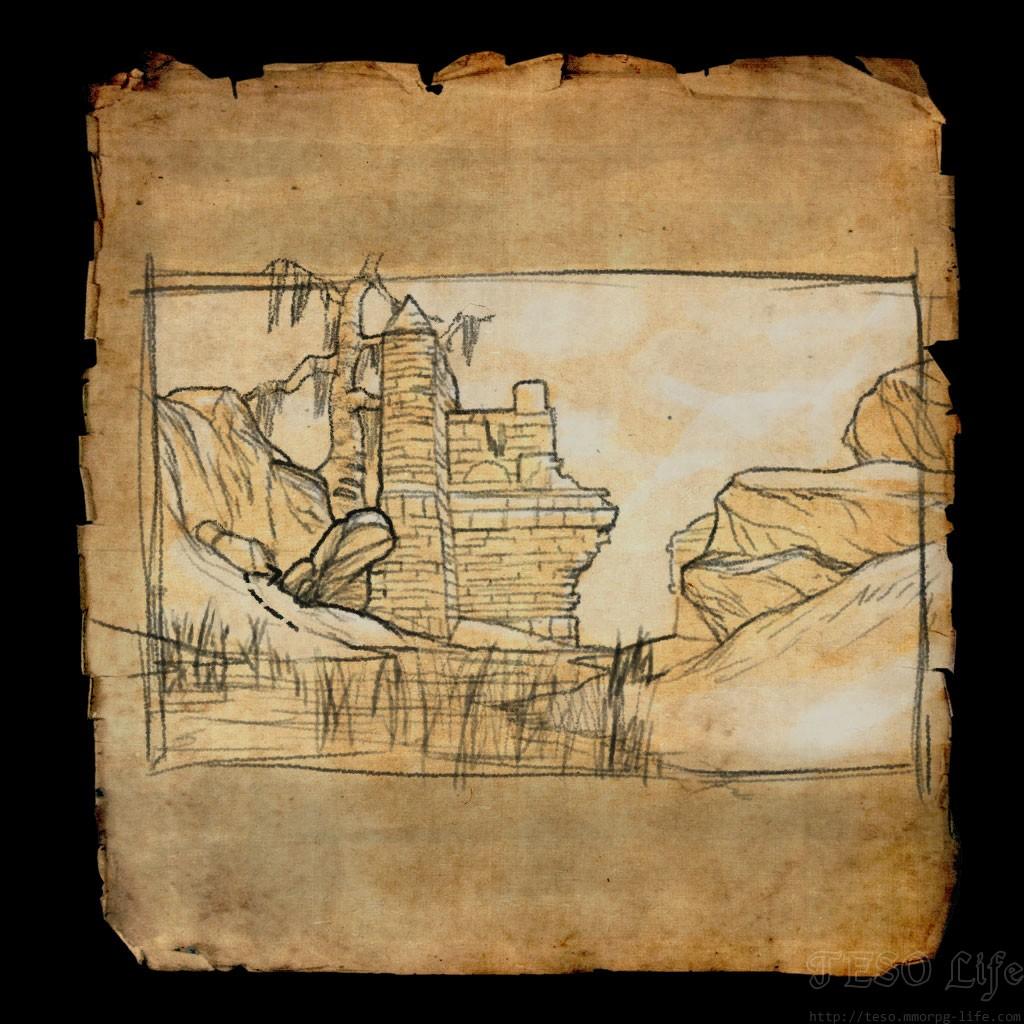 Shadowfen Treasure Map VI