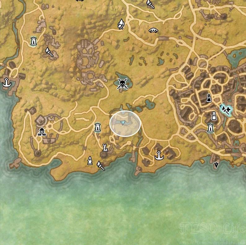 aven Treasure Map IV location