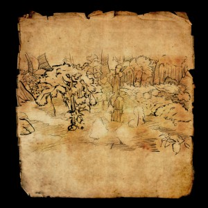 eso Grahtwood Treasure Map IV