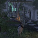 eso Grahtwood TreasureMap VI digging spot