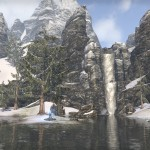 Frozen landscapes - best found in Eastmarch