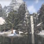 Frozen landscapes - best found in Eastmarch