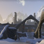 Skyrim players should recognize this ruin.