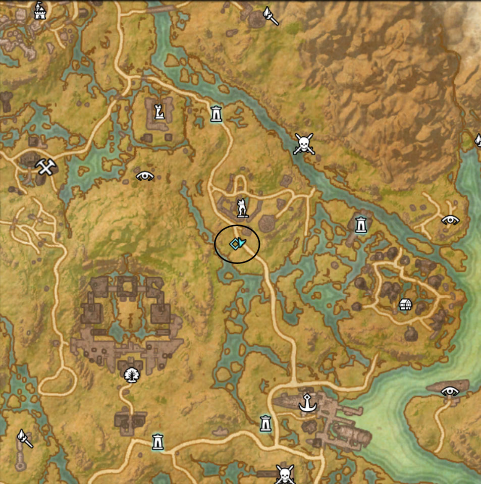 Crafting Writ Eso Locations
