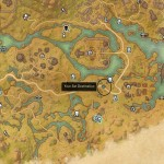 eso deshaan Golden Palms Locations