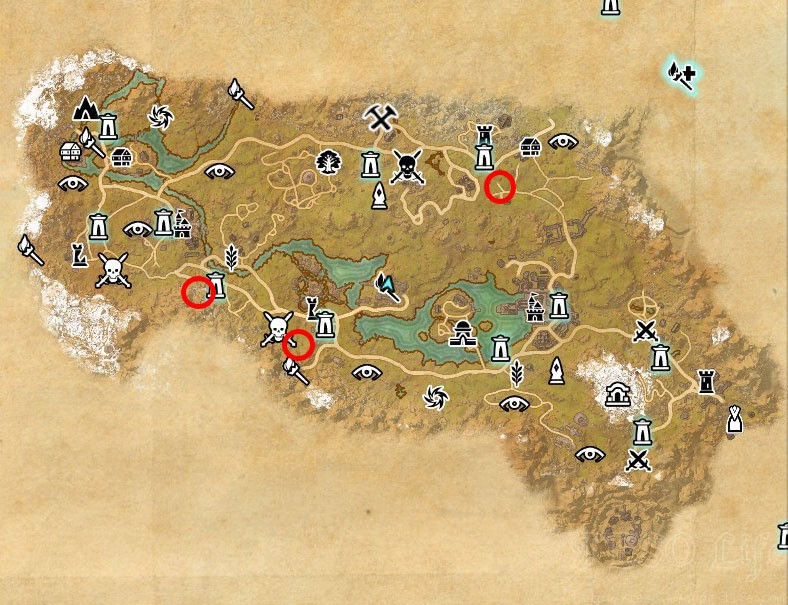 eso rift vampire locations
