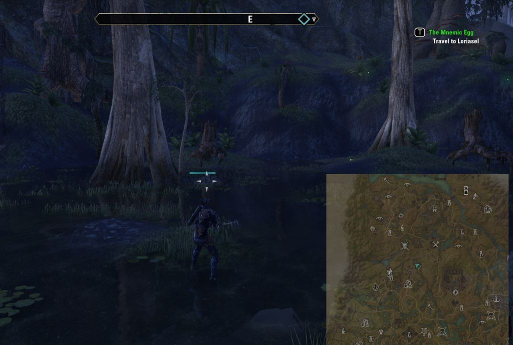 eso shadowfen treasure map v