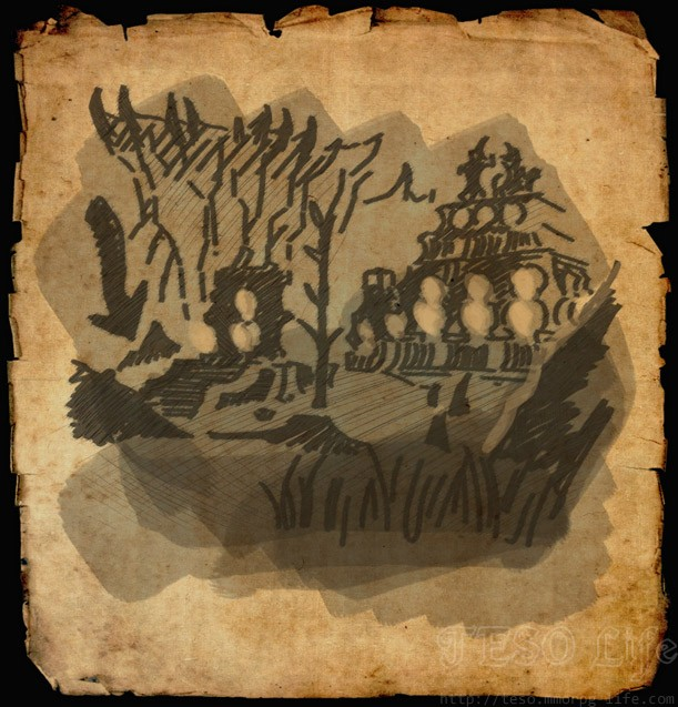 treasure map coldharbour 1