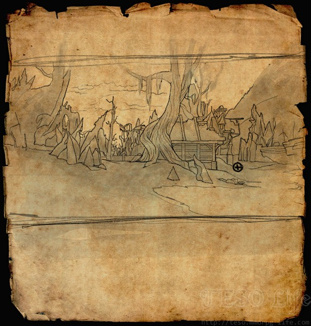 treasure map coldharbour 2