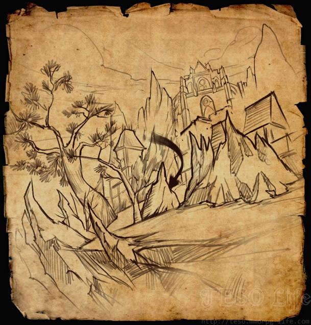 treasure map coldharbour 6