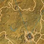 Cyrodiil Treasure Map IX location