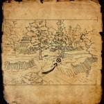 Cyrodiil Treasure Map 16