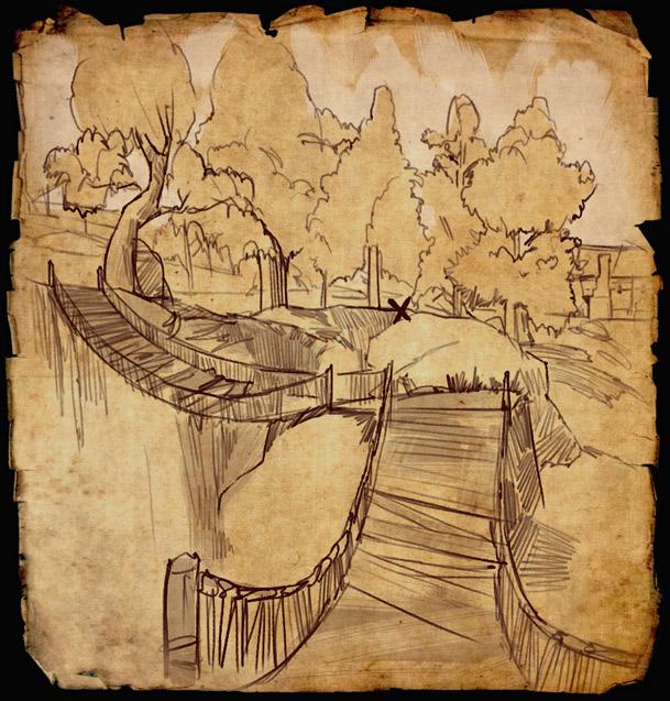 TESO Cyrodiil Treasure Map 18