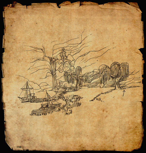 ESO Cyrodiil Treasure Map 2
