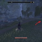 ESO Cyrodiil Treasure Map II Location