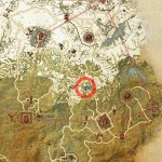 ESO Cyrodiil Treasure map XIII Location