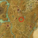 TESO Cyrodiil Treasure Map XIV Location