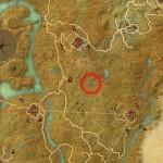 TESO Cyrodiil Treasure Map XIV Location