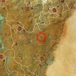 Treasure map XVII Cyrodiil