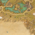 eso rift CE treasure map location
