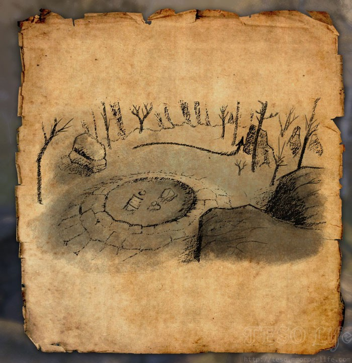 eso rift treasure map VI