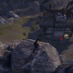 eso Craglorn treasure map 6 ingame