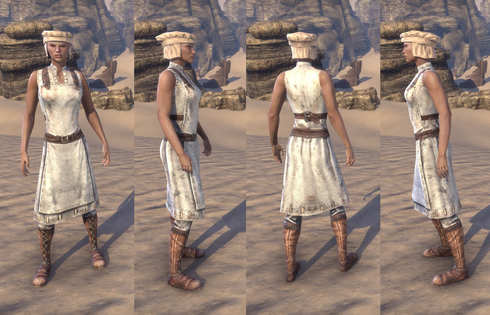 Chefs Outfit ESO Crown Store