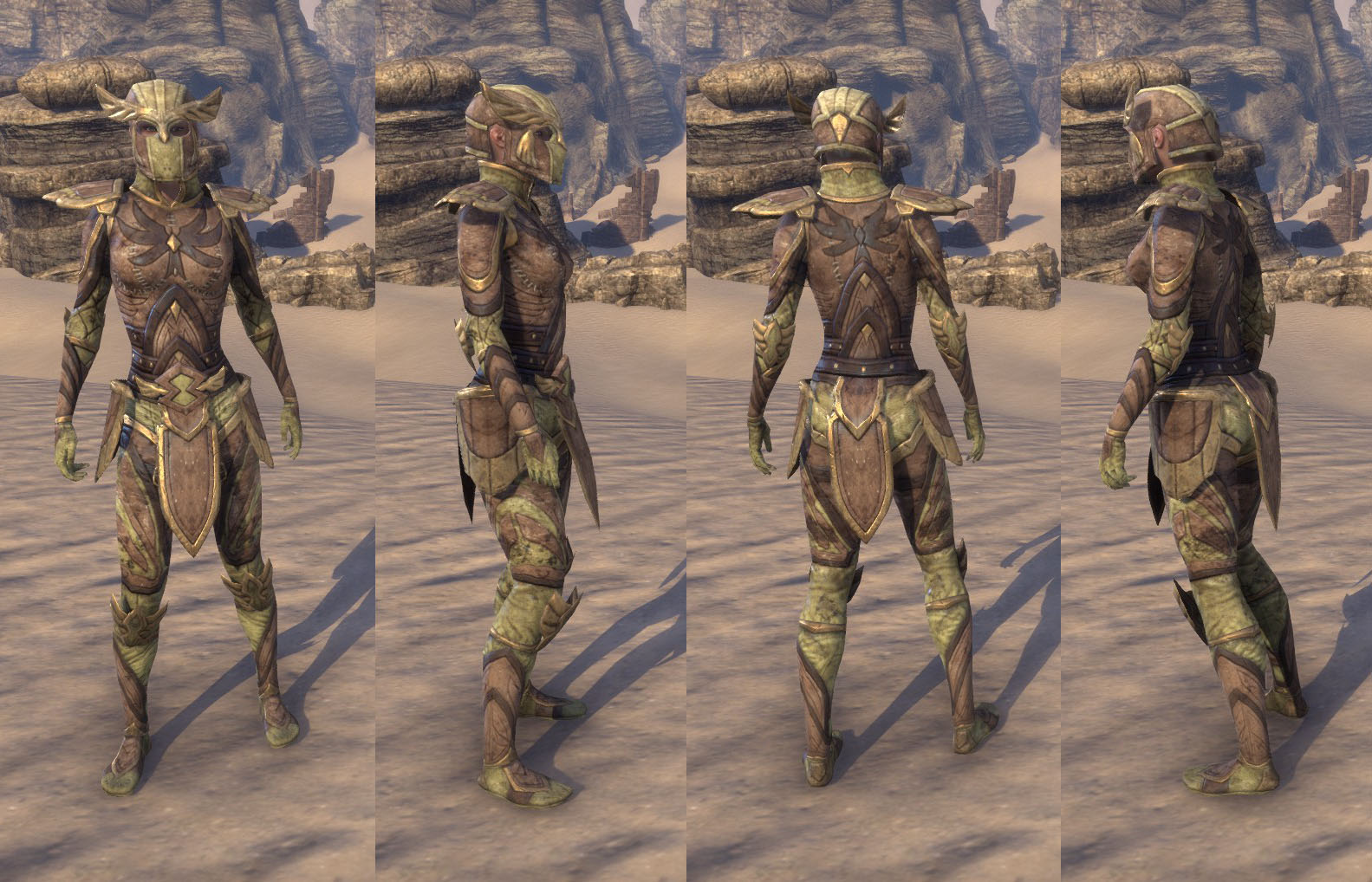 Dominion Scout ESO Crown Store
