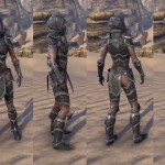 Naryus Assassins Armor ESO Crown Store