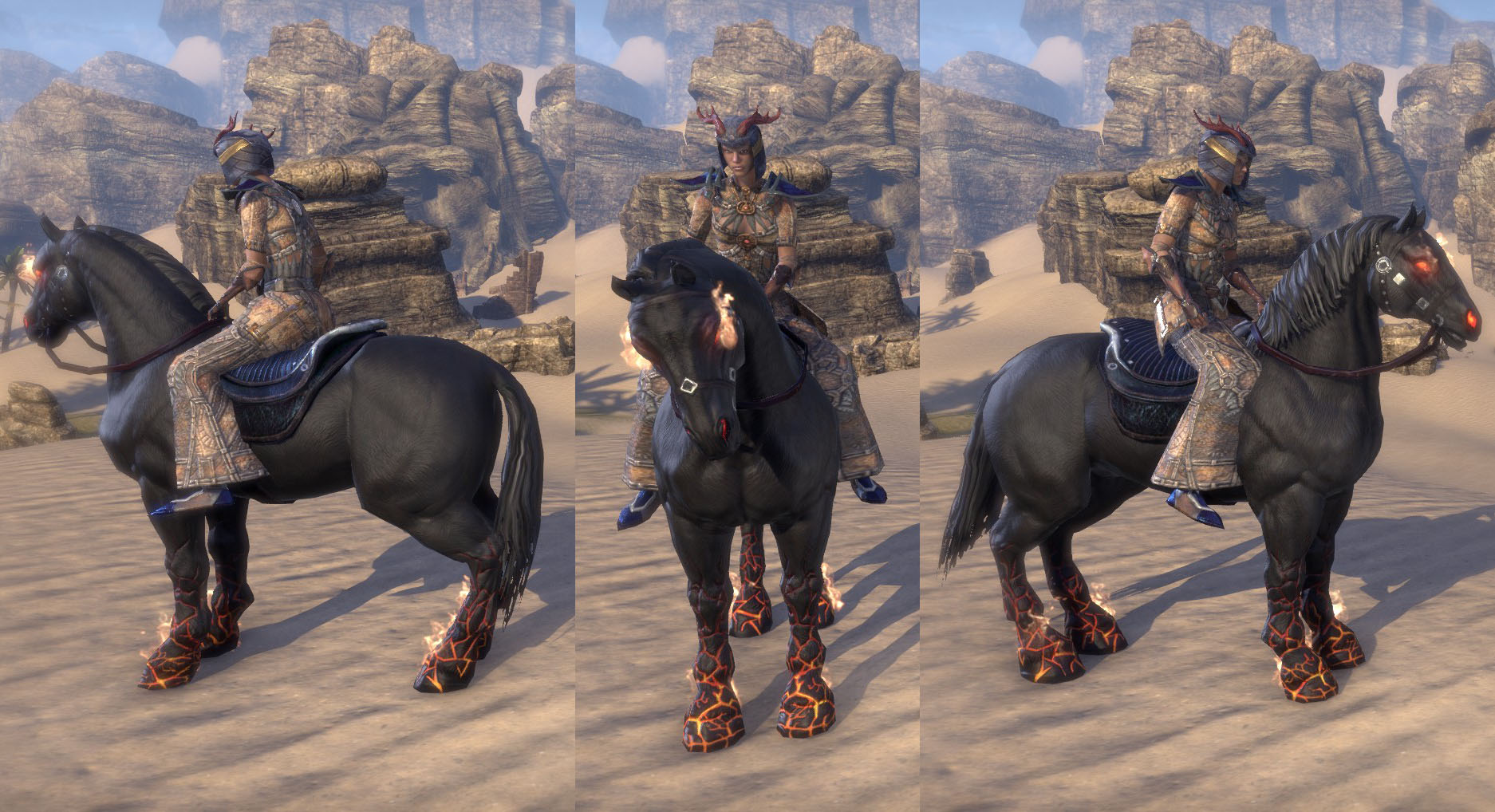 Nightmare Courser ESO Crown Store