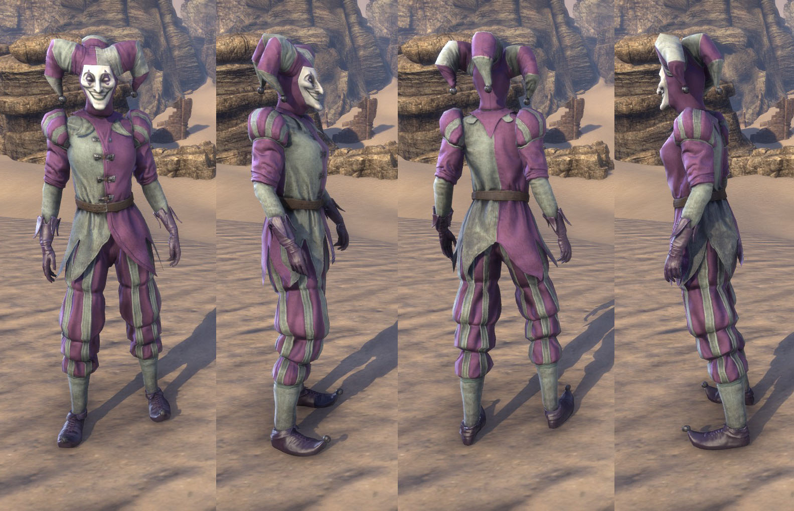 Royal Court Jester ESO Crown Store