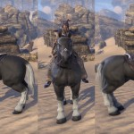 White Mane Horse ESO Crown Store
