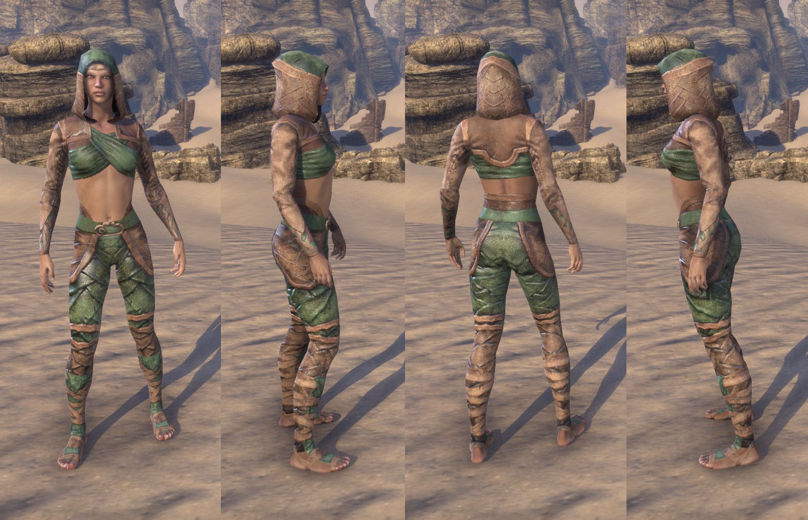 Wood Elf Vanguard ESO Crown Store