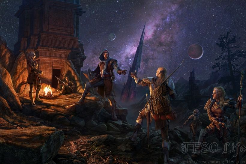 The Elder Scrolls Online free weekend for PS4 and Xbox One - ESO Life