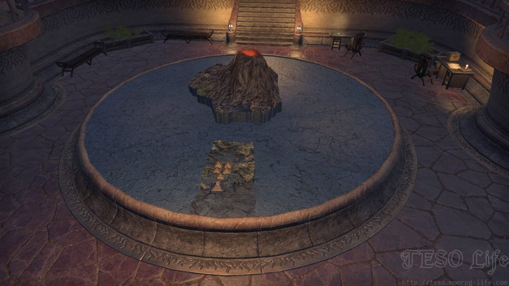 3D Map of Morrowind TESO