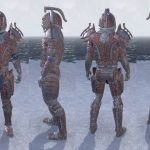 Automated Defense Armor Set ESO Morrowind