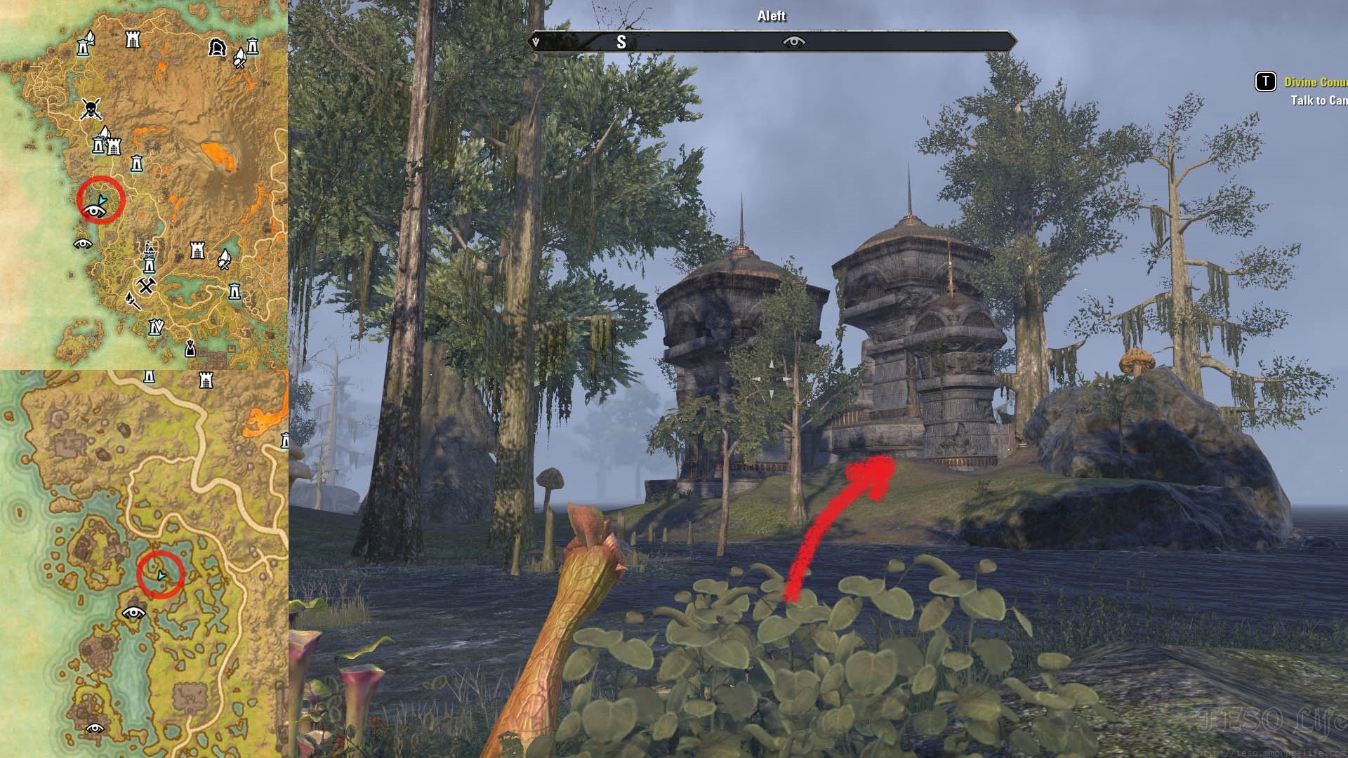 CE Treasure Map 3 Vvardenfell