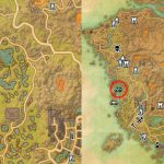 CE Treasure Map III Vvardenfell Map Dig Location ESO Morrowind