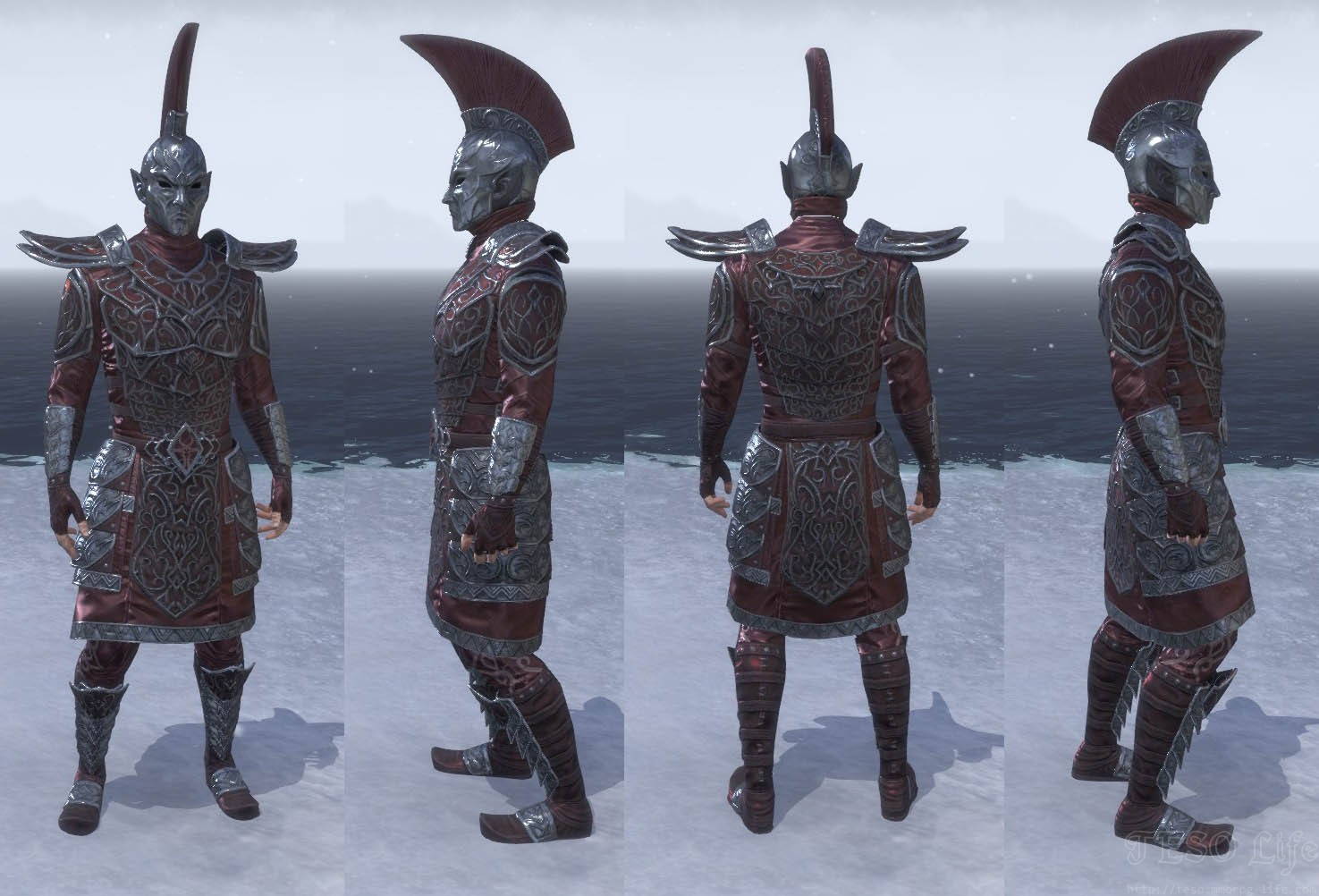 Eso Medium Armor Crafted Sets