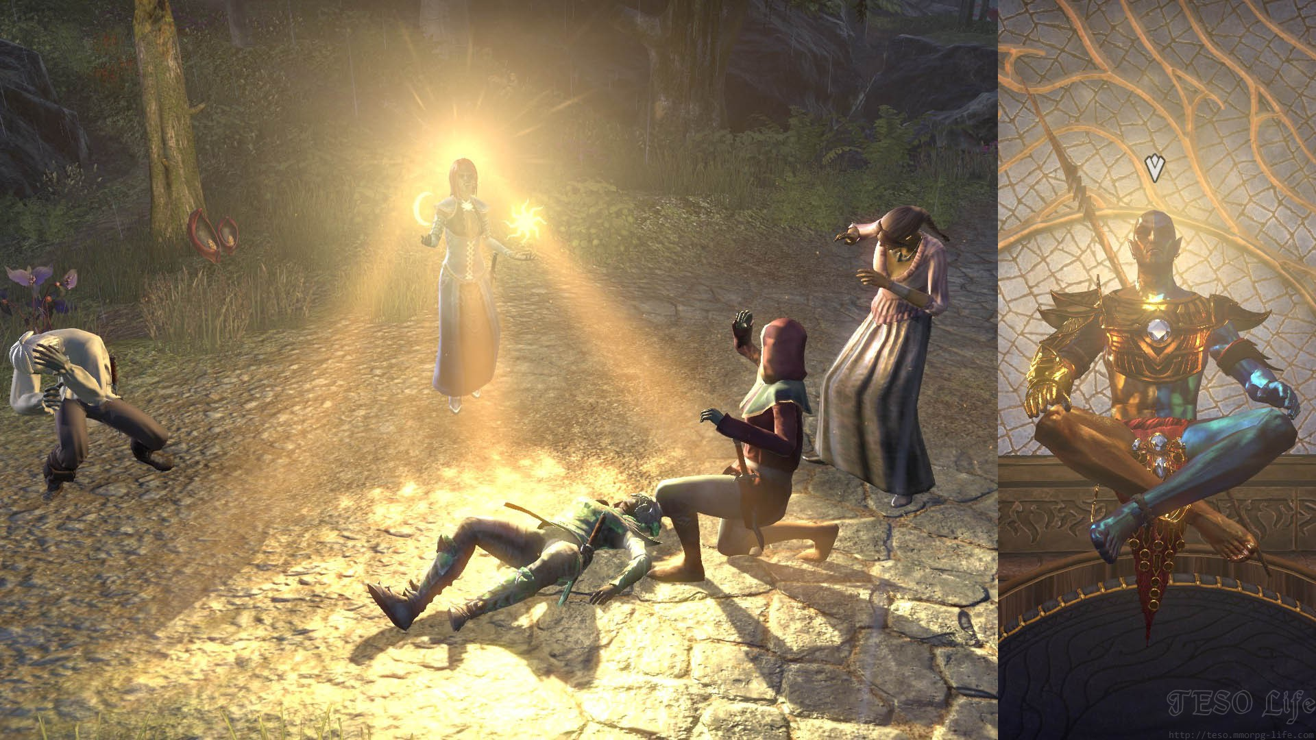 ESO Morrowind Divine Conundrum Quest