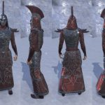 ESO Morrowind Knight Slayer Battleground Armor Set Showcase
