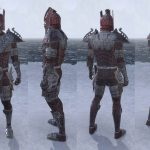 ESO Morrowind Medium Set War Machine Showcase