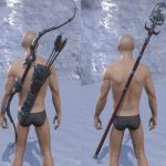 ESO Morrowind War Maiden Overland Rang Weapons