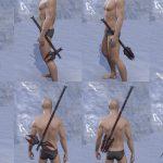 ESO Morrowind Warrior Poet Melee Weapons