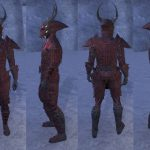 ESO Morrowind Warrior Poet Overland Armor Set