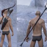 ESO Morrowind Warrior Poet Range Weapons