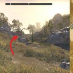 Gold Coast Treasure Map 1 Location TESO
