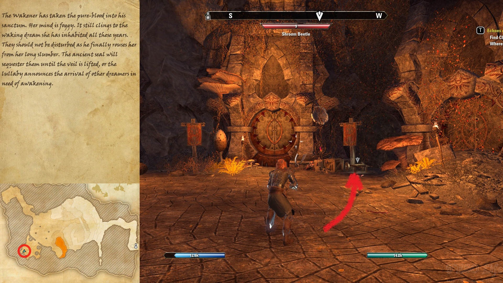 Guardian's Decree Clue ESO Morrowind