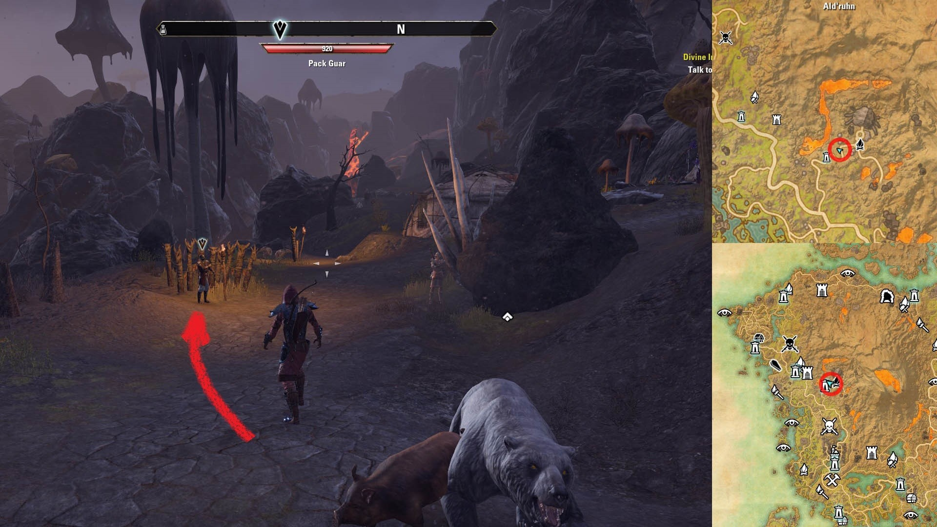 How to Start Vvardenfell Ashlander Daily Quests